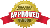 Tire Pros Approved Vendor